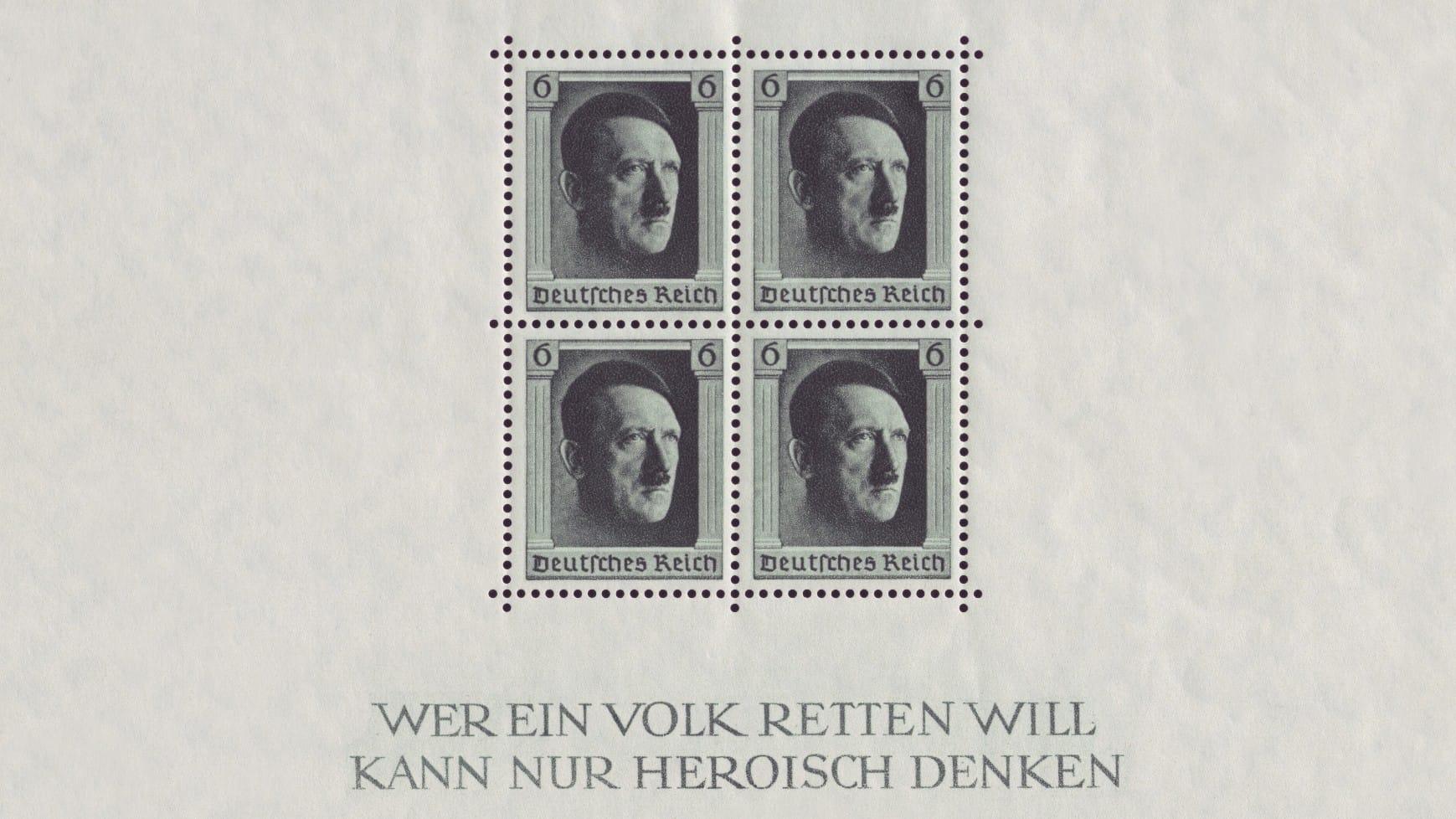 posta reich hitler 1920