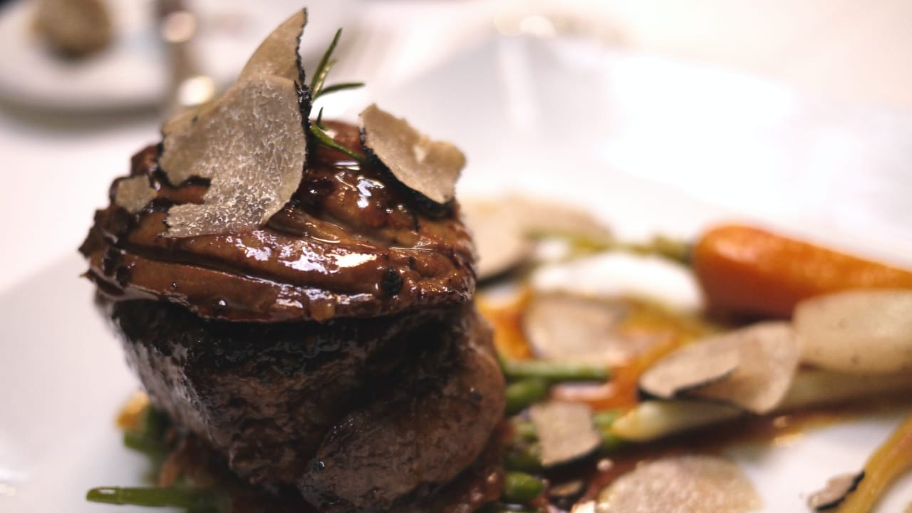 Tournedos Rossini 1280